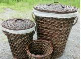 (BC-ST1094) 고품질 Handmade 버드나무 세탁물 바구니