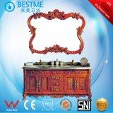 Qualitäts-Amerika-Eichen-klassische Art-Badezimmer-Möbel by-F8027