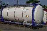 Contenitore liquido tossico corrosivo chimico del serbatoio di iso del acciaio al carbonio di prezzi bassi