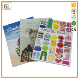 Impression chaude de livre de couverture molle de ventes (OEM-GL018)