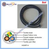 Cable de hierro negro Plancha de vapor eléctrico cable H03rt-H