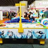 Il hokey dell'aria di Operared della moneta va macchina del gioco per la macchina del gioco di divertimento