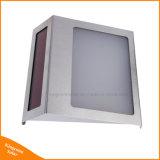 Im Freien Hausnummer-Lichtsolarhauptdoorplate-Lampe der Beleuchtung-LED