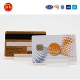 Tarjetas magnéticas del PVC RFID con Bardcode de Sunlanrfid
