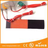 Verwarmer van de Vloer van het Silicone van de Overdracht van de hitte de Elektrische Rubber