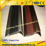 OEM Customerizd Aluminum Carpet of profiles aluminum material for Decoration