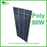 Solar Energy Poly80w hergestellt in China