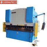 160t3200 presse plieuse hydraulique de la plaque de fer en aluminium pour l'acier