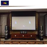 Het de intelligente Elektrische lusje-Spanning Schermen van de Projectie/Scherm van de Projector met de Tubulaire Motor Van uitstekende kwaliteit