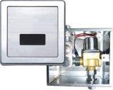 Montaje en pared de acero inoxidable sensor automático de orinal a ras de la orina Enjuagador de inducción