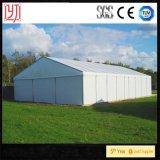 Tenda provvisoria di memoria del PVC dell'ABS della parete della tenda esterna del magazzino con il blocco per grafici di alluminio