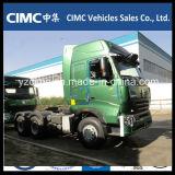 Sinotruk HOWO A7 4X2 371HP Primärkraft-Traktor-Kopf für Ghana