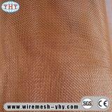 Ячеистая сеть ткани ткани меди высокого качества поставкы медная