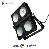 90lm/W IP65 PFEILER 150W Flut-Lichter für Aufbau