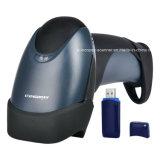 Lo scanner senza fili del codice a barre del CCD di Icp-Em6 1d per vendita al dettaglio/Surpermarket/magazzino/esprime con Ce/FCC/RoHS