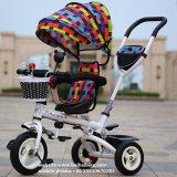 Triciclo superventas del bebé in-1 de los modelos nuevos 3