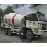 8X4 14 carro del mezclador de cemento del metro cúbico LHD Foton Auman