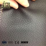 Faux Sintética de PVC para sofá de couro artificial, decoração de móveis