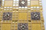 Het Mozaïek van de Tegel van het Kristal van het Glas van het Hotel 10X10 van Doubai