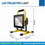 Hotsale LED Outdoor Landscape 30W Charging Floodlight