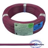 Aprobación UL Cable de Teflón resistente al calor del motor sumergible