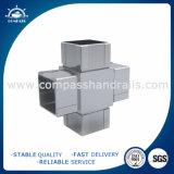 Conector flexible del cuadrado de 180 grados del acero inoxidable