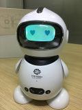Робот Smartek франтовской имеет цветастые индикацию и выражения для предыдущего образования детей