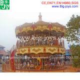 Carousel палубы парка атракционов сбывание двойного горячее