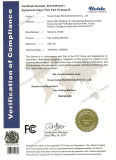 SEC E9 세륨 FCC 증명서를 가진 중요한 복제기 절단기