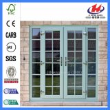 Дверь квартиры Европ сбываний взрыва хорошего качества стеклянная (JHK-G35)