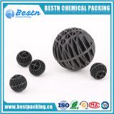 bolas del filtro plástico de 22mm~76m m bio para la piscicultura