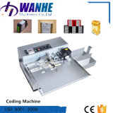 Type neuf machine automatique à grande vitesse de codage pour le carton