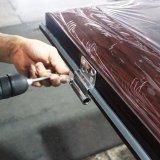Venta caliente Mother-Son utiliza Exterior Puertas de hierro forjado.