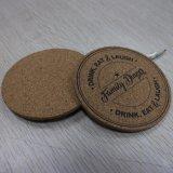 Cork van Placemat die, door Silkscreen Printing wordt afgedrukt