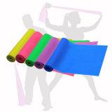Venta al por mayor fabricante de ejercicios personalizados de la banda de látex de ejercicio de resistencia