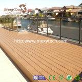 Bestes im Freien Holz des Decking-WPC für vollkommene sich hin- und herbewegende Plattform