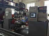 Máquina de soldadura circunferencial para o cilindro do LPG
