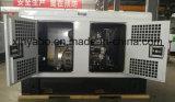 24kw 30kVA gerador eléctrico janelas insonorizadas com silenciosa Perkins 1103A-33G