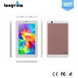 Tablette PC androïde de 8 pouces avec des tablettes de faisceau de la quarte 3G de l'écran 8 du double boot 1280*800 IPS '