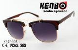 Os óculos de sol com a sobrancelha de policarbonato e Barra Superior Kp70295