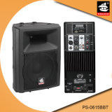 15 Spreker pS-0615bbt van de PA van de FM van de Macht van Bluetooth van de duim 150W de Actieve PRO