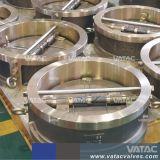 Form-Stahl-Schwingen-Oblate-Rückschlagventil