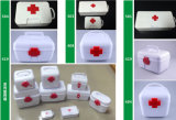 Rectángulo plástico del envase de almacenaje de la alta calidad caliente de la venta (Hsyy2408)