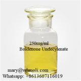 成長を押し進ませる供給の注射可能なNandroloneのCypionateの未加工ステロイドオイル