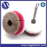 Cepillos Industriales cepillos de disco personalizado para el rebabado pulido (TB-100001)