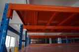 Cremagliera del metallo di memoria del magazzino del garage della scaffalatura di Longspan per 2m x 4.5m x 0.6m