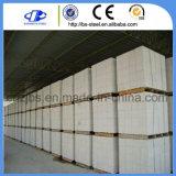 Cadena de producción de fabricación penal del panel de Alc de la máquina AAC de la pared concreta de China