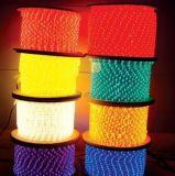 세륨 높은 광도 밧줄 밝은 노란색 빛 13mm 220V 밧줄 빛