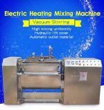 Alimentação da máquina de mistura de aquecimento com agitação de Vácuo/tampa hidráulica