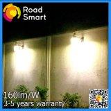 5years indicatore luminoso solare dell'iarda della strada del sensore di movimento della garanzia PIR LED